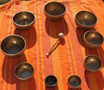 Tibetan Singing-Bowls Therapy